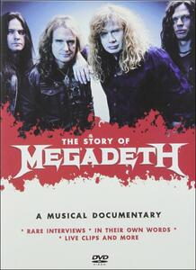 Megadeth. The Story of - DVD