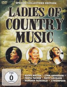 Ladies of Country Music - DVD