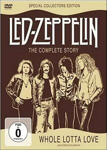 Led Zeppelin. The Complete Story. Whole Lotta Love - DVD
