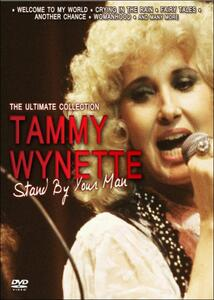Tammy Wynette. Stand by Your Man - DVD
