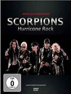 Scorpions. Hurricane Rock - DVD