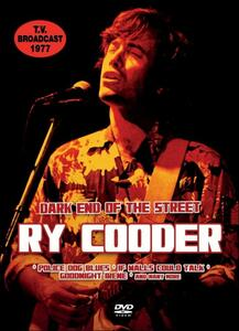 Ry Cooder. Dark End Of The Street - DVD