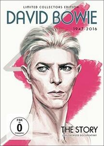 David Bowie. The Story - DVD