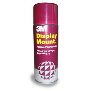 Adesivo riposizionabile Display Mount 3M trasparente - 3