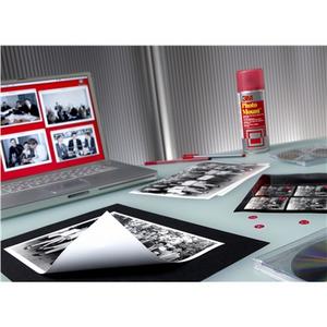 Cartoleria 3M Photo Mount adesivo spray altà qualità e trasparente 3M 1