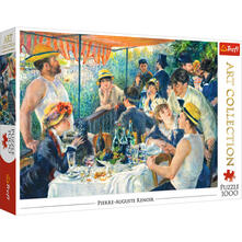 Puzzle da 1000 Pezzi Art Collection. Luncheon of the Boating Party / Bridgeman