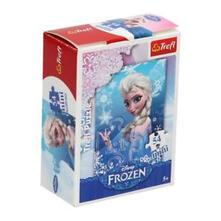 Disney Frozen Jigsaw Puzzle 54Pieces-Mini-Model)