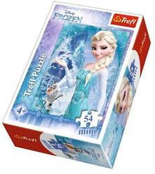 Mini - In The Frozen Land 3 - 54 Stukjes Puzzel