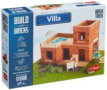 Brick Trick: Villa Con Piscina