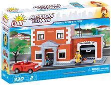 Cobi. Action Town 1477. Stazione Dei Pompieri 13 330 Pz