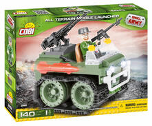 Cobi. Small Army 2161. All Terrain Mobile Launcher 140 Pz