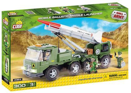 Cobi. Small Army 2364. Lancia Missile Mobile 300 Pz