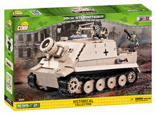 Cobi. Historical Collection 2513. 38Cm Sturmtiger 535 Pz