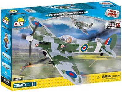 Costruzioni Cobi. Small Army 5512. Spitfire 290 - 2