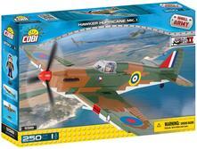 Costruzioni Cobi. Small Army 5518. Hawker Hurricane Mk.I 250