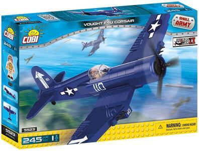 Costruzioni Cobi Small Army Aereo Vought F4U Corsair 260 Pz