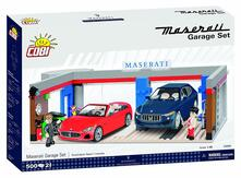 500 Pcs Cars /24568/ Maserati Garage