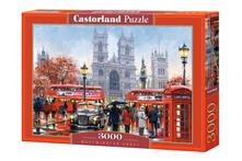 Castorland Westminster Abbey 3000 pcs Puzzle 3000 pezzo(i)