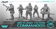 Avp. Wayland Yutani Commandos Unicast