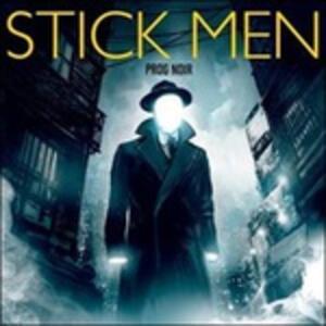 Prog Noir (180 gr. Gatefold Sleeve) - Vinile LP di Stick Men