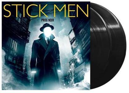 Prog Noir (180 gr. Gatefold Sleeve) - Vinile LP di Stick Men - 2