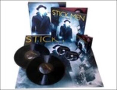 Prog Noir - Vinile LP + CD Audio di Stick Men
