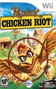 Videogioco Chicken Riot Nintendo WII 0