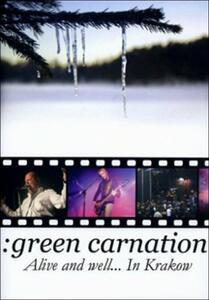 Green Carnation. Alive And Well, In Krakow - DVD