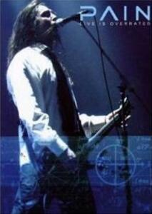Pain. Live Is Overrated<span>.</span> Limited Edition - DVD