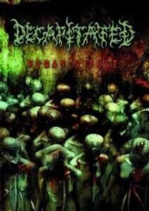 Decapitated. Human's Dust - DVD