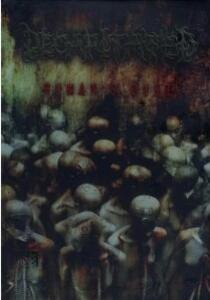 Decapitated. Human's Dust<span>.</span> Limited Edition - DVD
