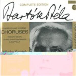Complete Edition. Vocal Music - Vinile LP di Bela Bartok