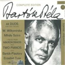 Mikrokosmos - Vinile LP di Bela Bartok