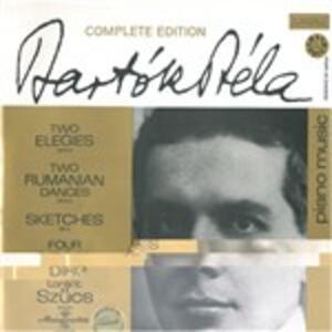 Complete Edition. Piano Music - Vinile LP di Bela Bartok