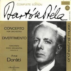 Orchestral Music - Vinile LP di Bela Bartok
