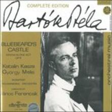 Il castello di Barbablù - Vinile LP di Bela Bartok