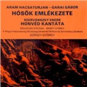 In Memory of the Heroes - Vinile LP di Aram Khachaturian
