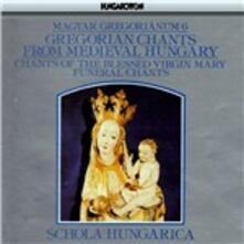 Magyar Gregorianum 6 - Vinile LP