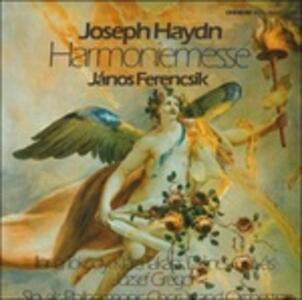 Harmoniemesse - Vinile LP di Franz Joseph Haydn,Janos Ferencsik