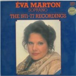 The 1971-1977 Recordings - Vinile LP di Eva Marton