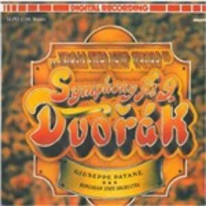 Sinfonia N.9 - Vinile LP di Antonin Dvorak