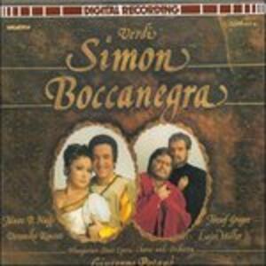 Simon Boccanegra - Vinile LP di Giuseppe Verdi