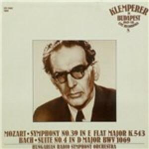 Klemperer in Budapest vol.8 - Vinile LP di Otto Klemperer