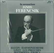 In memoriam Janos Ferencsik - Vinile LP di Ludwig van Beethoven,Franz Joseph Haydn,Franz Liszt,Janos Ferencsik