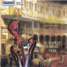 Trii - CD Audio di Alessandro Rolla