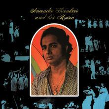 And His Music - Vinile LP di Ananda Shankar