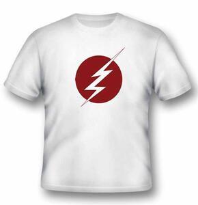 T-Shirt unisex Dc Comics. Flash. Lightning Logo