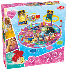 Tactic Princess Party Game Party board game Bambini. Gioco da tavolo