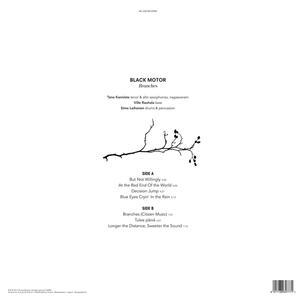 Branches - Vinile LP di Black Motor - 2