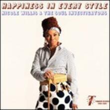 Happiness in Every Style - Vinile LP di Soul Investigators,Nicole Willis